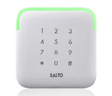 XS4 2.0 Wallreader Keypad